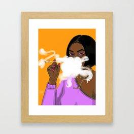 Mauri Framed Art Print