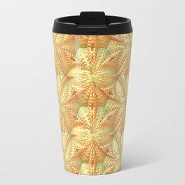 Organic Pattern Travel Mug