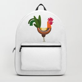 Rooster Color Original Backpack