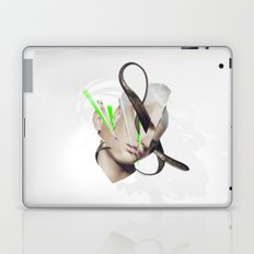 Excellence is obedience Laptop & iPad Skin