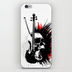 ViolinScull iPhone & iPod Skin