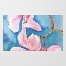 Pink Magnolia Rug