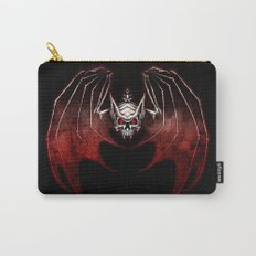 Thee Vampire Guild Bat Icon Carry-All Pouch