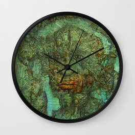 Resignation Wall Clock