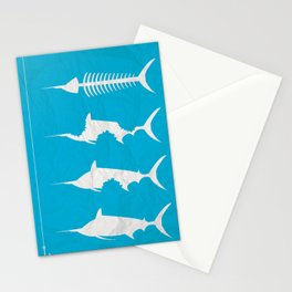 Oldman And The Sea Stationery Cards