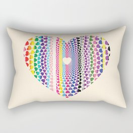 LGBTQ2 Love Rectangular Pillow