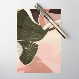Nomade I. Illustration Wrapping Paper