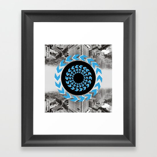 Transmigration 3 Framed Art Print