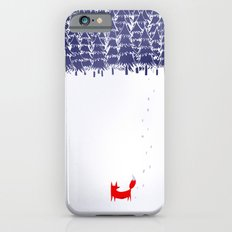 Alone in the forest iPhone 6s Slim Case