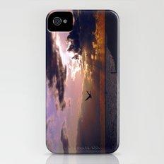 Swan Song Slim Case iPhone (4, 4s)