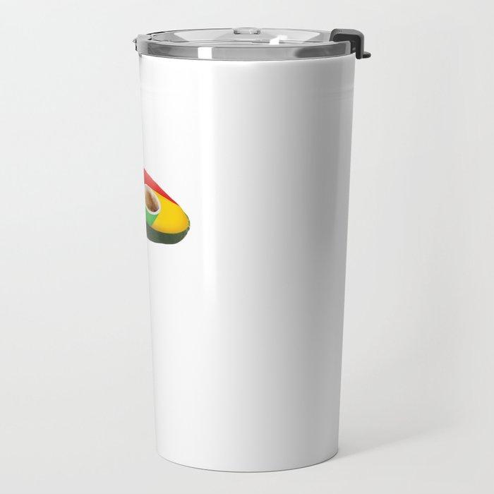 Browser Avacado Travel Mug