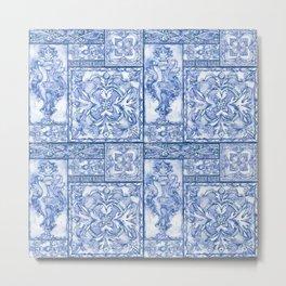 Terrific Tiles Metal Print