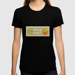 Thug Life Dollar T-shirt