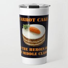 Carrot Cake Travel Mug
