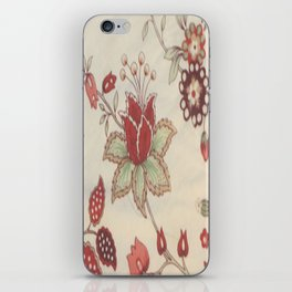 Vitage Rose iPhone Skin