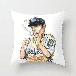 MDT Throw Pillow