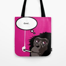 Pop Icon - Bonobo 2 Tote Bag