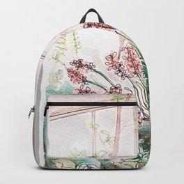 Allen Garden Conservatory Toronto Backpack