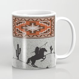 American Native Pattern No. 275 Coffee Mug