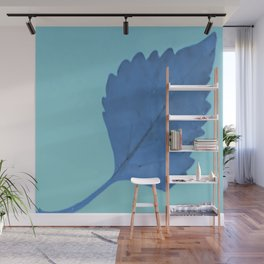 Be Like A Leaf #1 Wall Mural