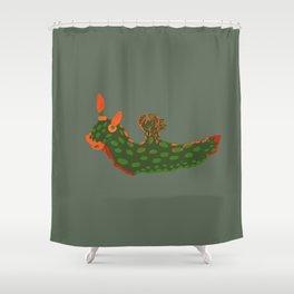 Nembrotha kubaryana Shower Curtain