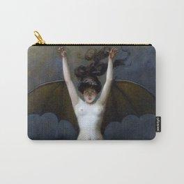 THE BAT WOMAN - ALBERT JOSEPH PENOT Carry-All Pouch