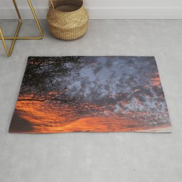 Fire in the Sky 2.0 Rug