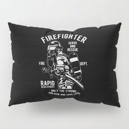 firefighter Pillow Sham