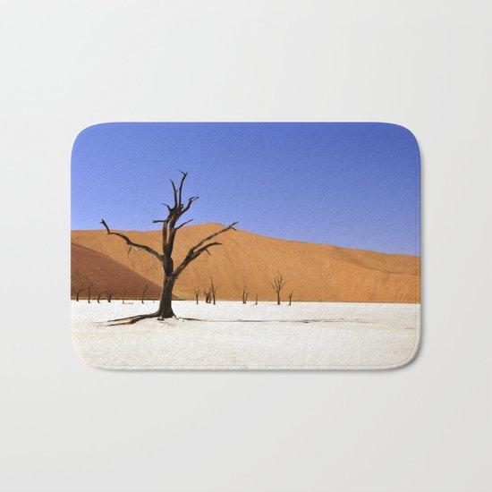 desert tree 4 Bath Mat