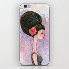 high expectations iPhone & iPod Skin