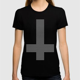 Inverted Studded Cross T-shirt