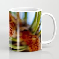 rustic Mugs featuring Rustic by Nicole Dupee