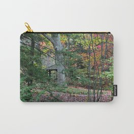 Sifting through Trees Carry-All Pouch