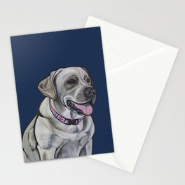 Gracie the Labrador Stationery Cards
