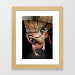Kafka's The Metamorphosis Framed Art Print