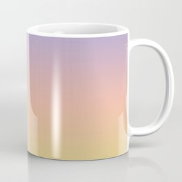 Pastel Colorful Pattern Abstract Rainbow Multi Colored Texture Coffee Mug