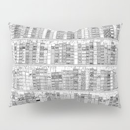 The Library II Pillow Sham