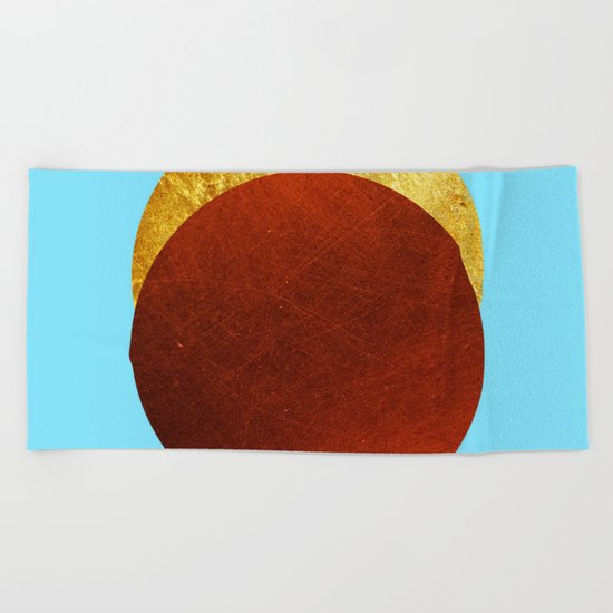 Lovers Beach Towel