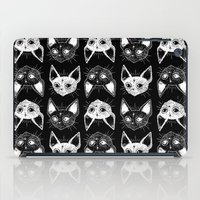 kittens iPad Cases featuring Kittens  by lOll3