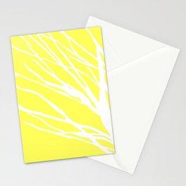 Lemon Blues Stationery Cards