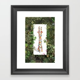 Sutro Tower San Francisco Framed Art Print