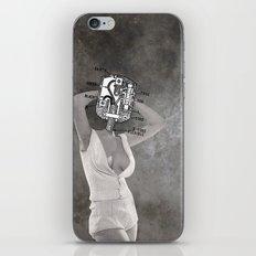 Plugged In iPhone & iPod Skin