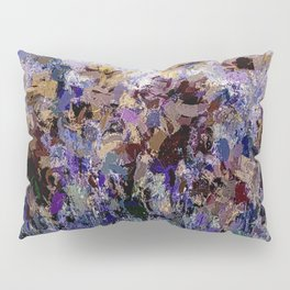 The Visionary Poetry Abstract Wall Decor Pillow Sham
