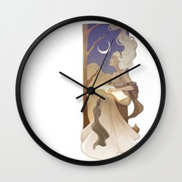 Triad Wall Clock