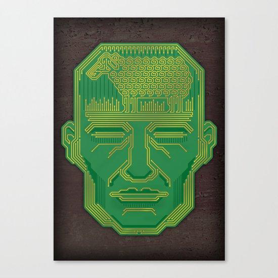 Android Dreams Canvas Print