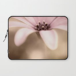 Pure Sweetness a single daisy Laptop Sleeve