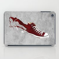 converse iPad Cases featuring Converse by Gayle Storm