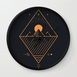 Osiris Wall Clock