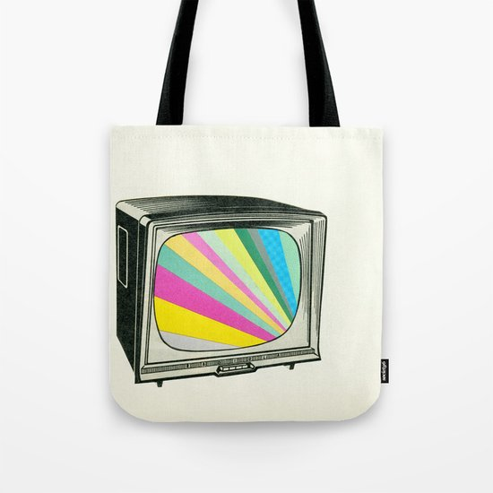 Your Programme Will Resume Shortly Tote Bag