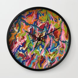 Rumba Wall Clock